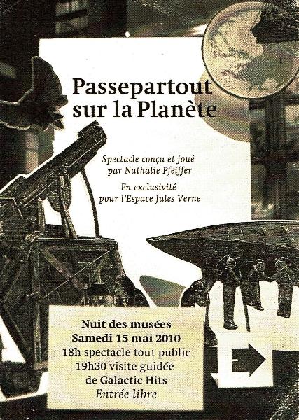 9 Passepartout sur la planète 2010